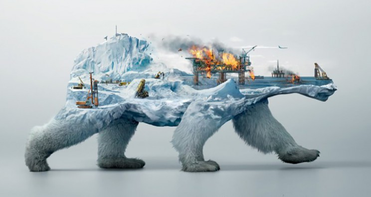 """""""Destroying nature is destroying life."""""""